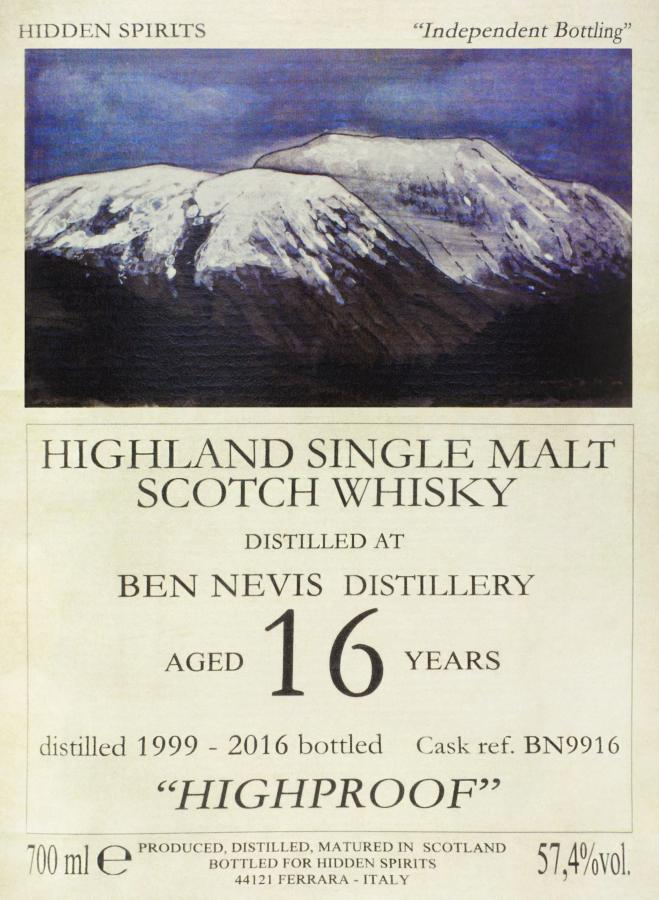 Ben Nevis 1999 HiSp