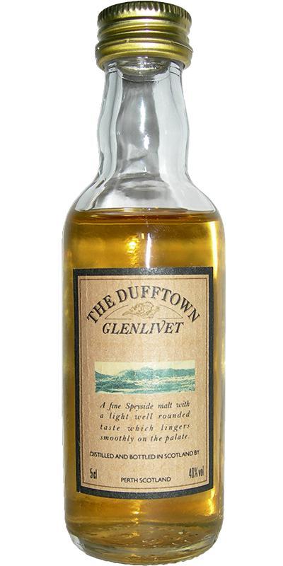 Dufftown The Dufftown Glenlivet