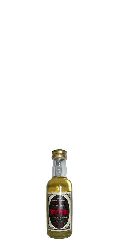 The Inverarity Pure Speyside, Highland Single Malt