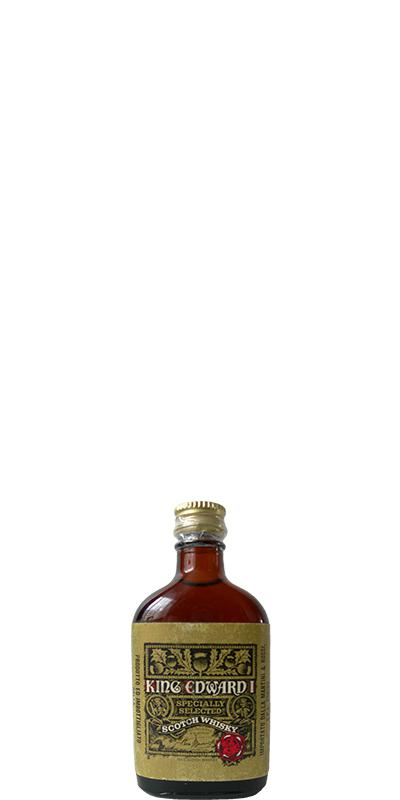 King Edward I Specially Selected Scotch Whisky