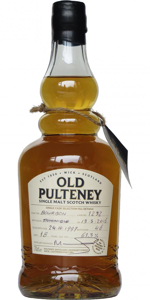 Old Pulteney 1997