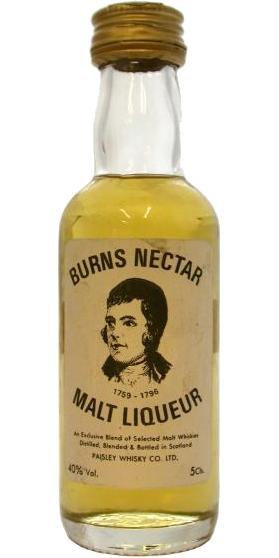 Burns Nectar Malt Liqueur PaW