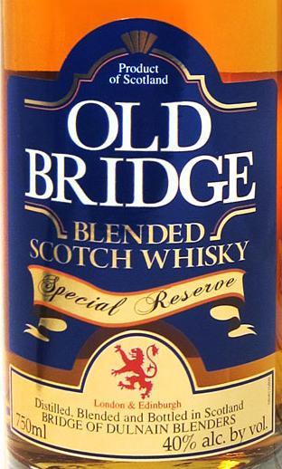 Old Bridge Special Reserve