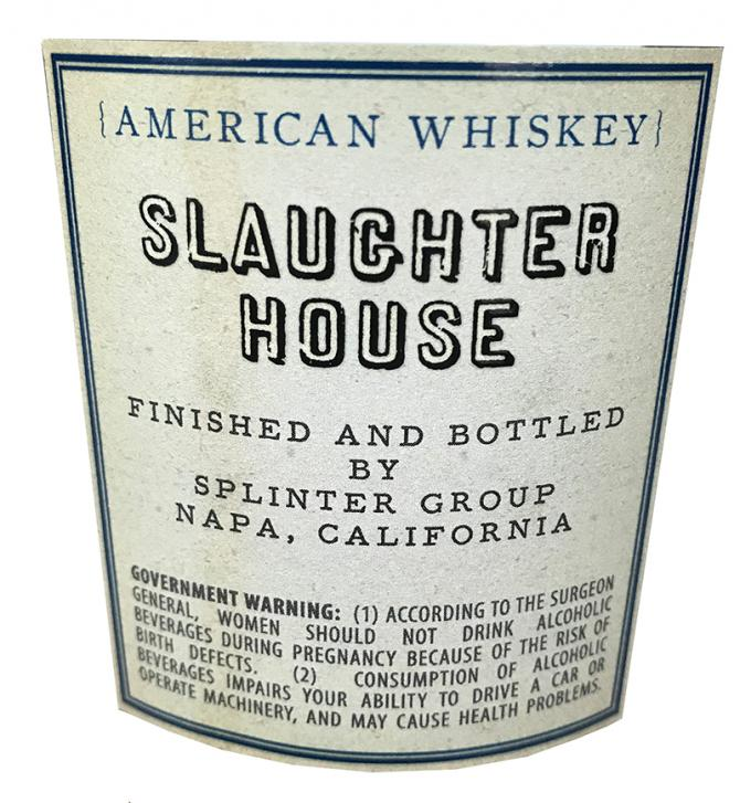Slaughter House American Whiskey - Ratings and reviews