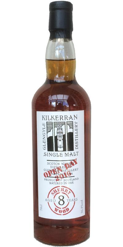Kilkerran 08-year-old