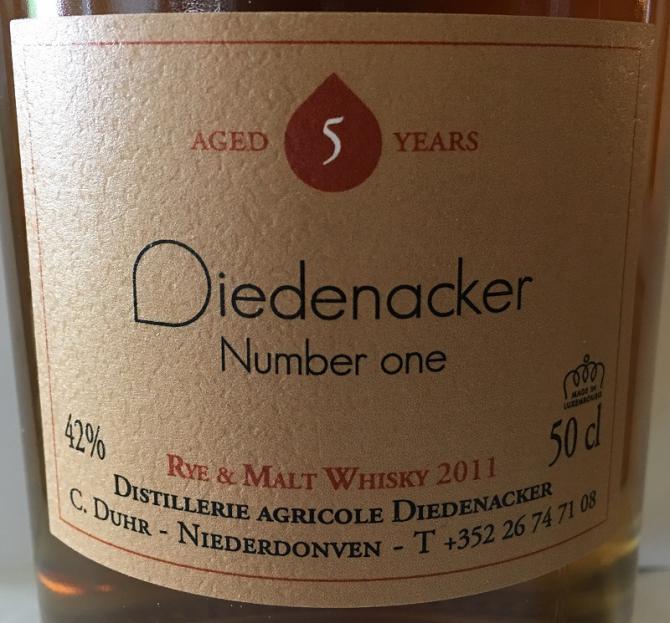 Diedenacker 2011