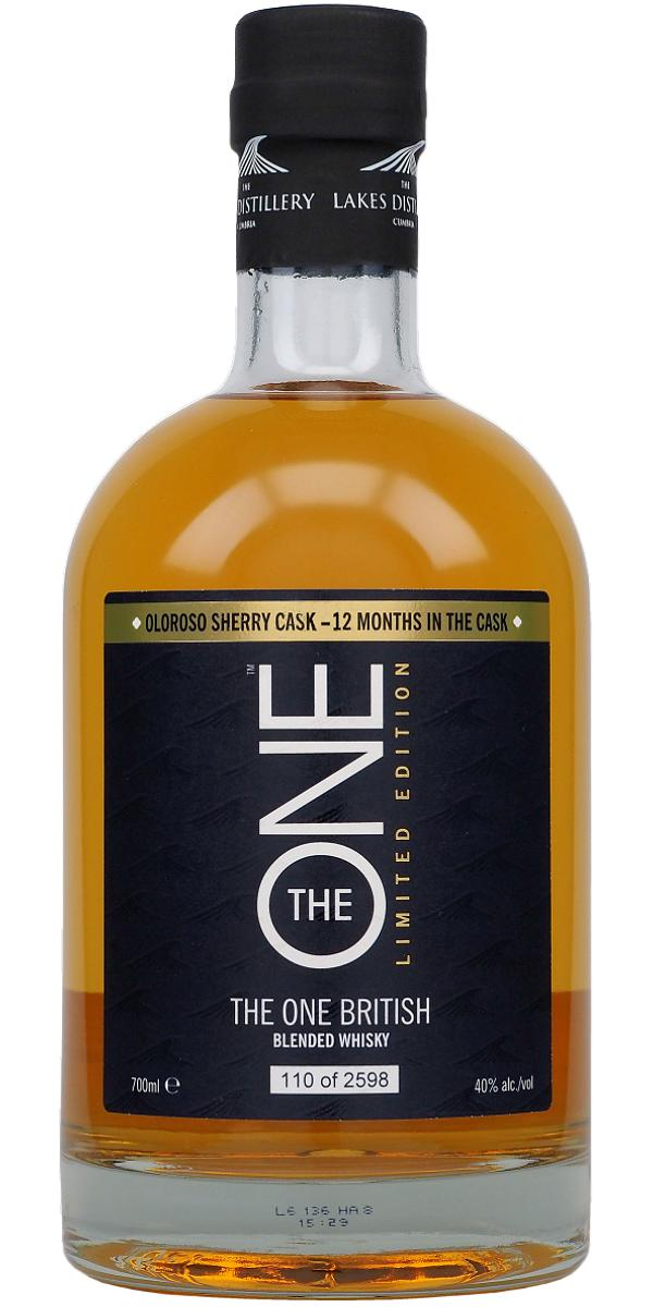 The One Oloroso Sherry Cask Finish
