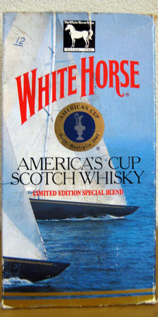 White Horse America's Cup