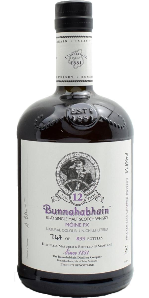 Bunnahabhain 12-year-old Mòine