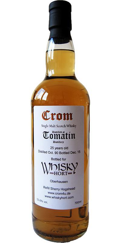 Tomatin 25-year-old Cr
