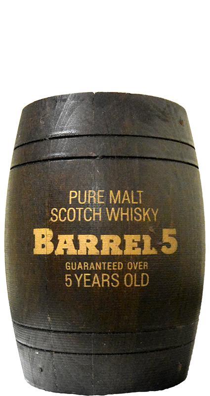 Barrel 5 05-year-old