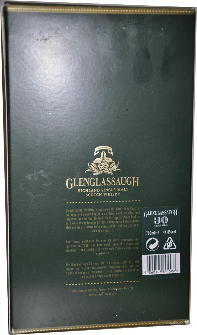 Glenglassaugh 30-year-old