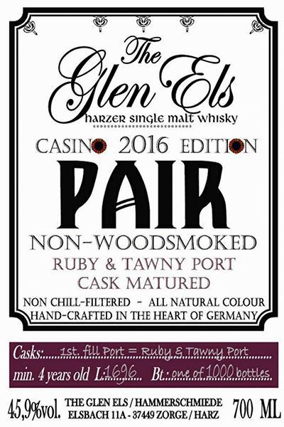 Glen Els Pair