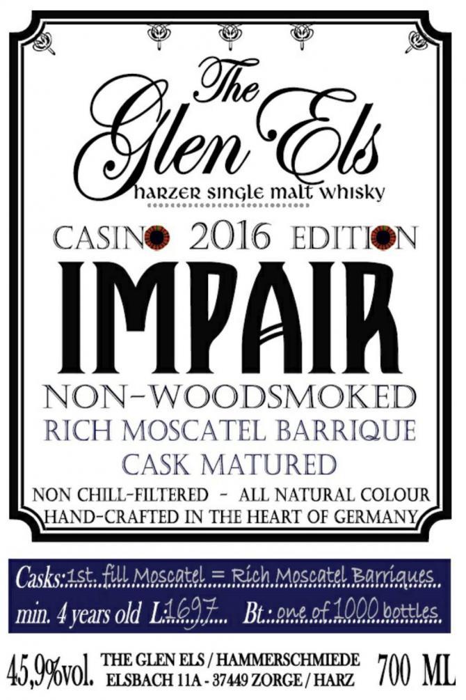 Glen Els Impair