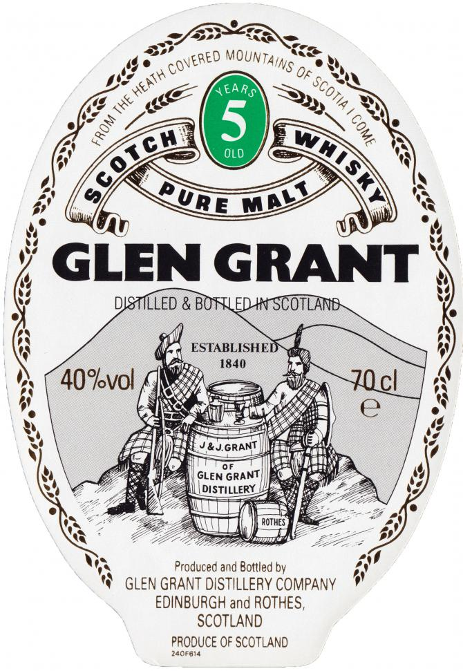 Glen Grant 1988