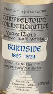 Campbeltown Commemoration Burnside 1825-1924