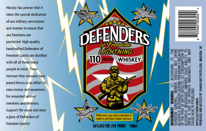 Yahara Bay Defenders of Freedom Lightning