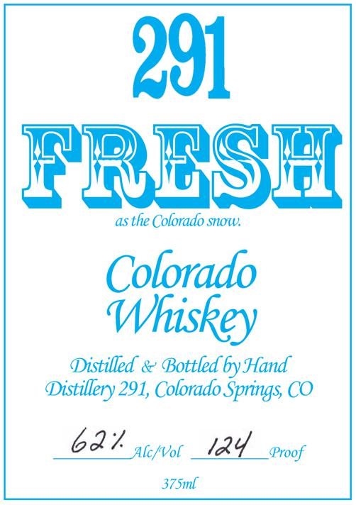 Distillery 291 Fresh