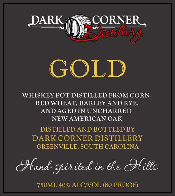 Dark Corner Gold