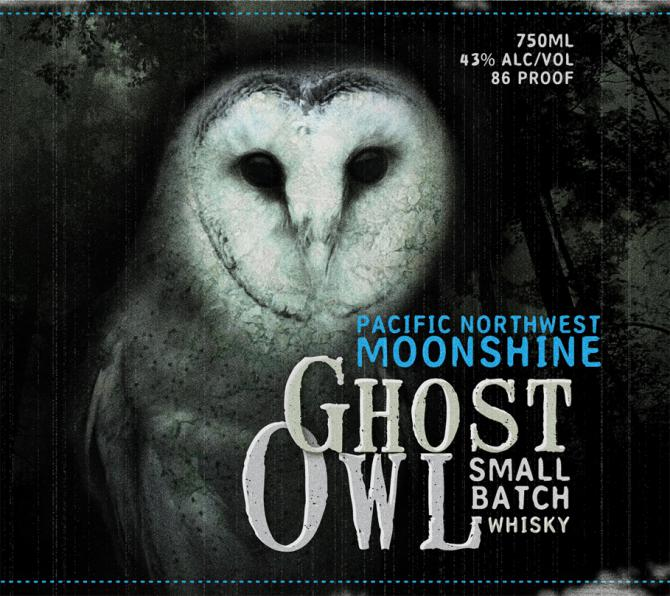 Ghost Owl Pacific Northwest Moonshine
