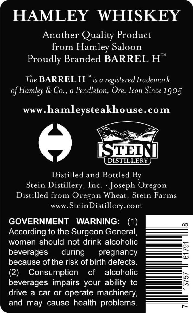 Stein Hamley