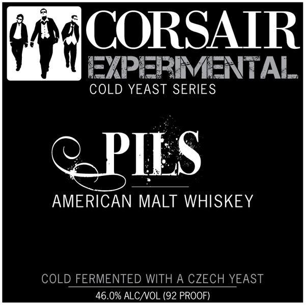 Corsair Artisan Distillery Experimental