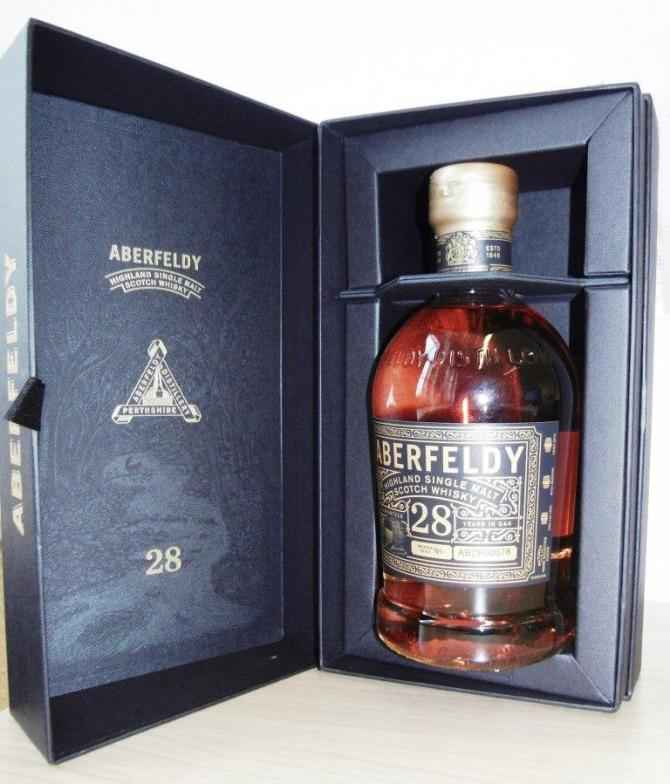 Aberfeldy 28-year-old