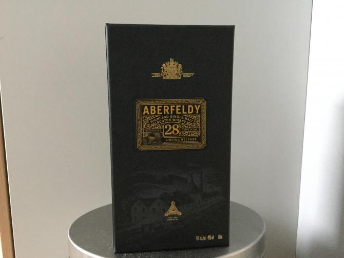 Aberfeldy 28-year-old