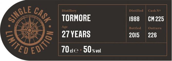 Tormore 1988 HMcD