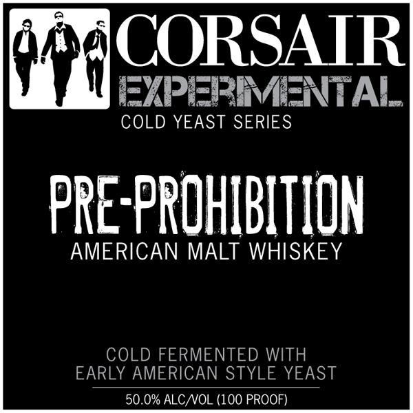 Corsair Artisan Distillery Experimental
