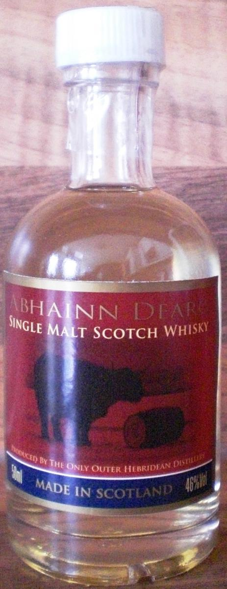 Abhainn Dearg Single Malt Scotch Whisky