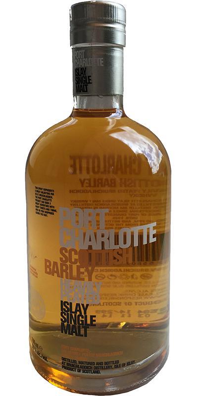 Port charlotte scottish barley ratings and reviews - Port charlotte scottish barley ...