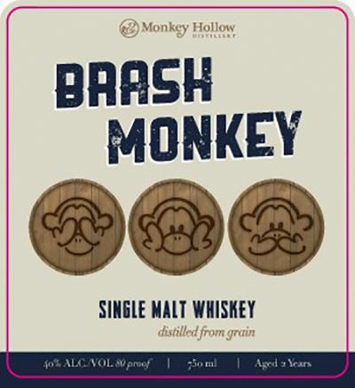 Brash Monkey 02-year-old