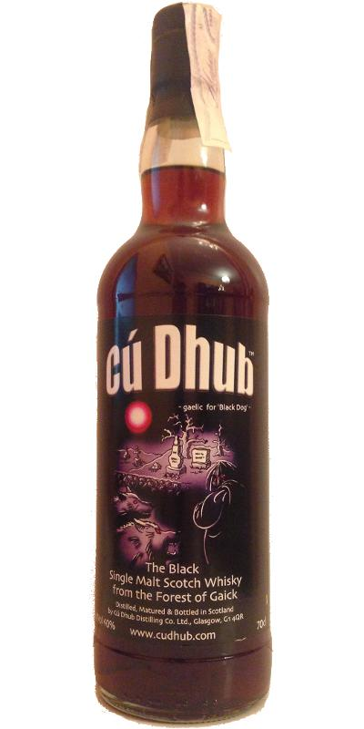 Cú Dhub The Black