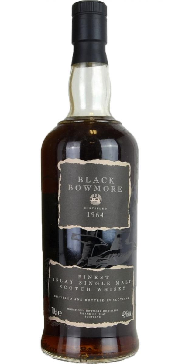 Bowmore 1964 Black
