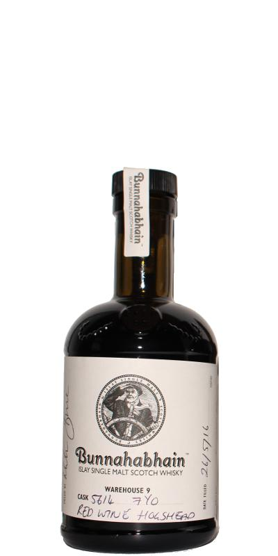 Bunnahabhain 07-year-old