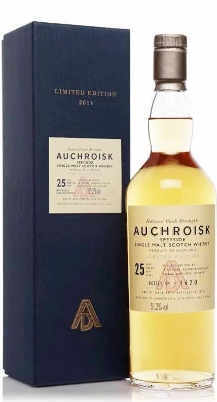 Auchroisk 25-year-old