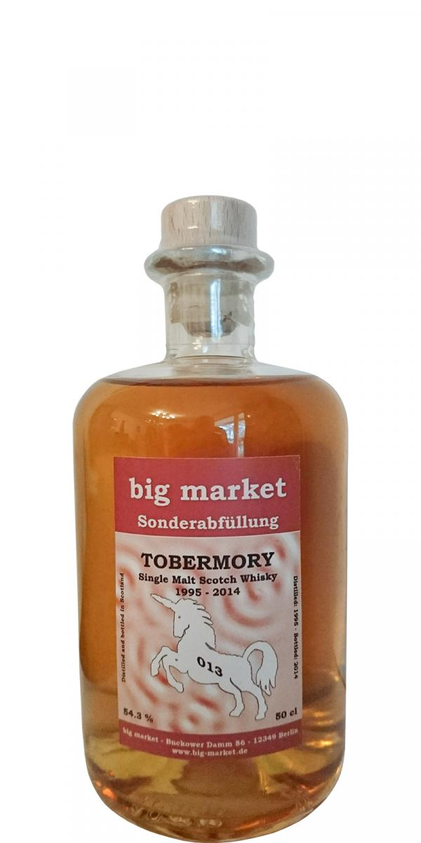 Tobermory 1995 BM