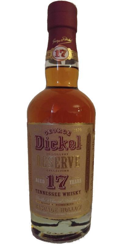 George Dickel 17-year-old