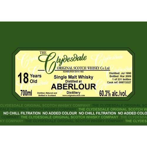Aberlour 1990 TCO