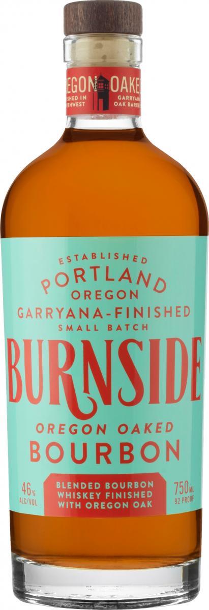 Burnside Bourbon Oregon Oaked