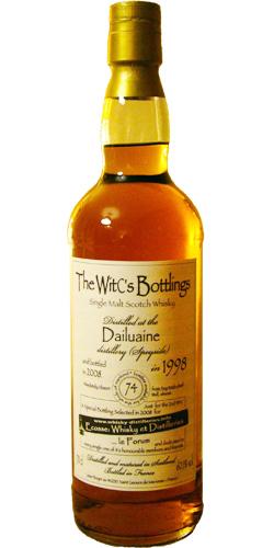 Dailuaine 1998 JB