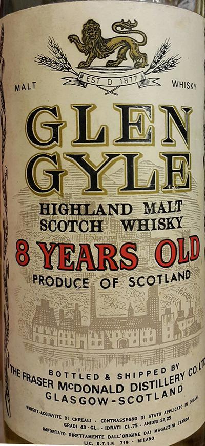 Glen Gyle 08-year-old
