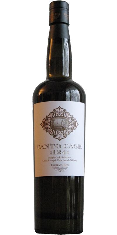 Canto Cask 124 CB