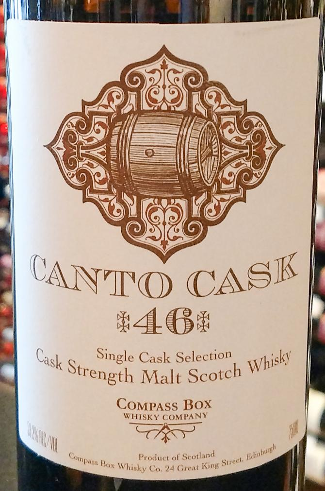 Canto Cask 46 CB