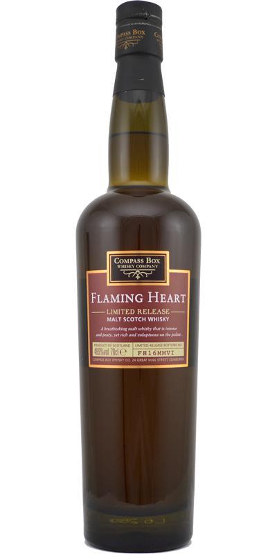 Flaming Heart FH16MMVI CB
