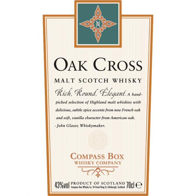 Oak Cross 3rd Edition CB