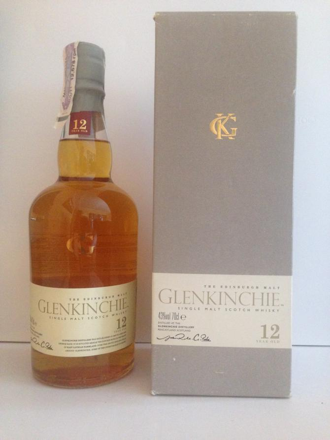 Glenkinchie 12-year-old