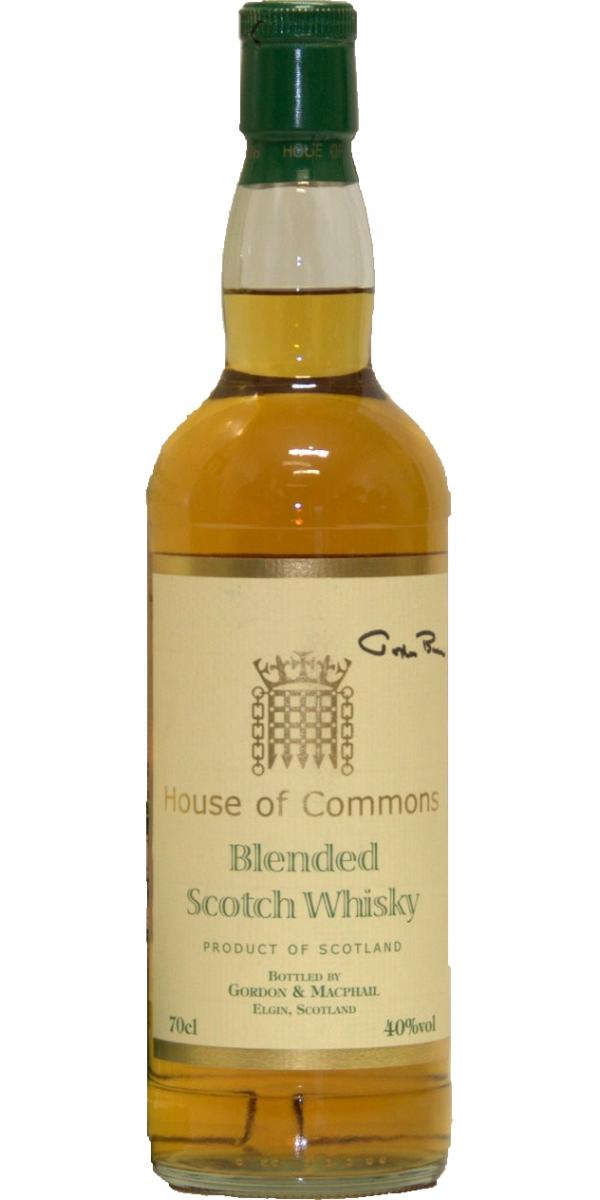 House of Commons Blended Scotch Whisky