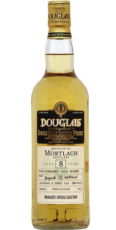 Mortlach 2007 DoD